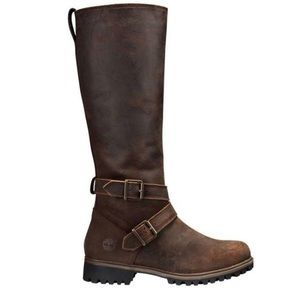 Timberland Wheelwright Tall Boots Wide Calf 8W